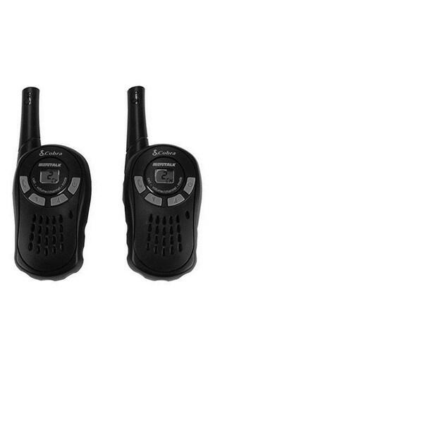 Cobra CX80 MicroTalk 16-Mile 22-Channel 2-Way Radio