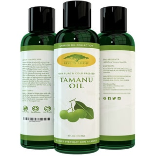 Rise 'N Shine 4-ounce Organic Pure Tamanu Oil