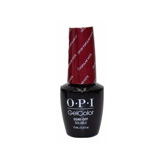OPI Nail Lacquer GelColor OPI Popular Vote