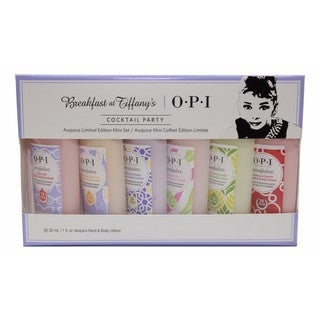OPI Avojuice 6-pack Assorted 1-ounce Body and Hand Lotion