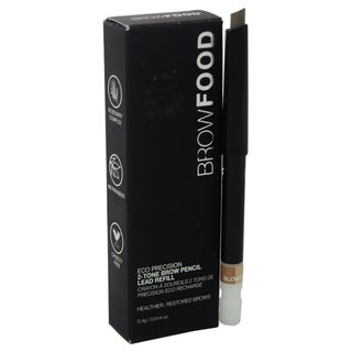 LashFood BrowFood Eco Precision 2-Tone Brow Pencil Lead Refill Blonde