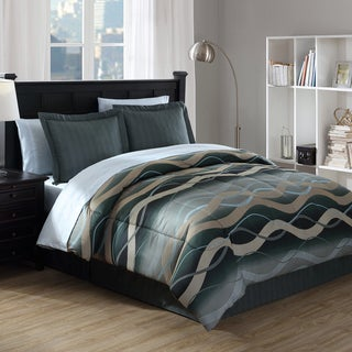 Copper Grove Laurier 8-piece Bed in a Bag