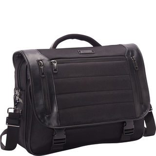 Kenneth Cole Reaction Keystone Urban Business Casual 17.3-inch Laptop Messenger Bag