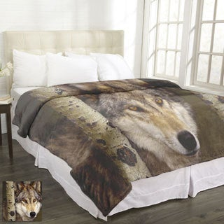 Animal Print Micromink Blanket (3 options available)