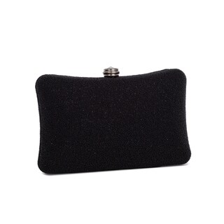 J. Furmani Enchanted Hard-case Clutch Handbag