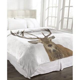 L.T. Wildlife Micromink Blanket
