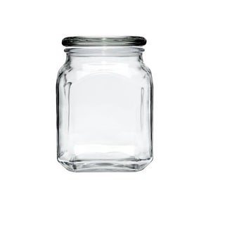 32-ounce Emma Jar with Glass Cover