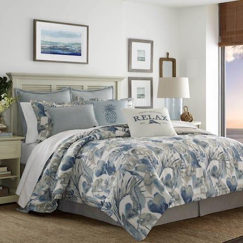 Tommy Bahama Raw Coast Comforter and Sham Set