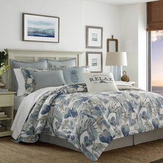 Tommy Bahama Raw Coast Comforter/ Sham Set