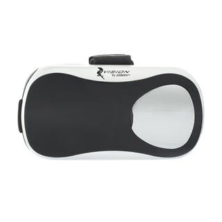 White Zvision Virtual Reality Headset, Experience 3D Games, Movies, And Videos in 360 Degree adventure|https://ak1.ostkcdn.com/images/products/14485168/P21044251.jpg?impolicy=medium