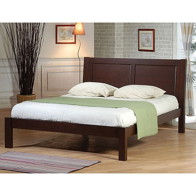 Tribeca queen size bed free shipping today 1123148 Home furniture queen size bed