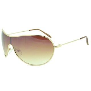 Dasein Kaidi Unisex Shield Frame Sunglasses