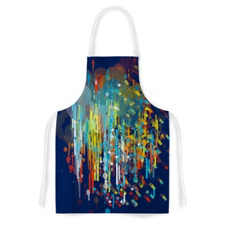 Kess InHouse Frederic Levy-Hadida 'Color Fall' Artistic Apron