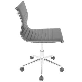 LumiSource Master Armless Adjustable Task Chair