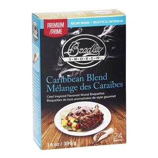 Bradley Premium Caribbean Blend Bisquettes (24-pack)
