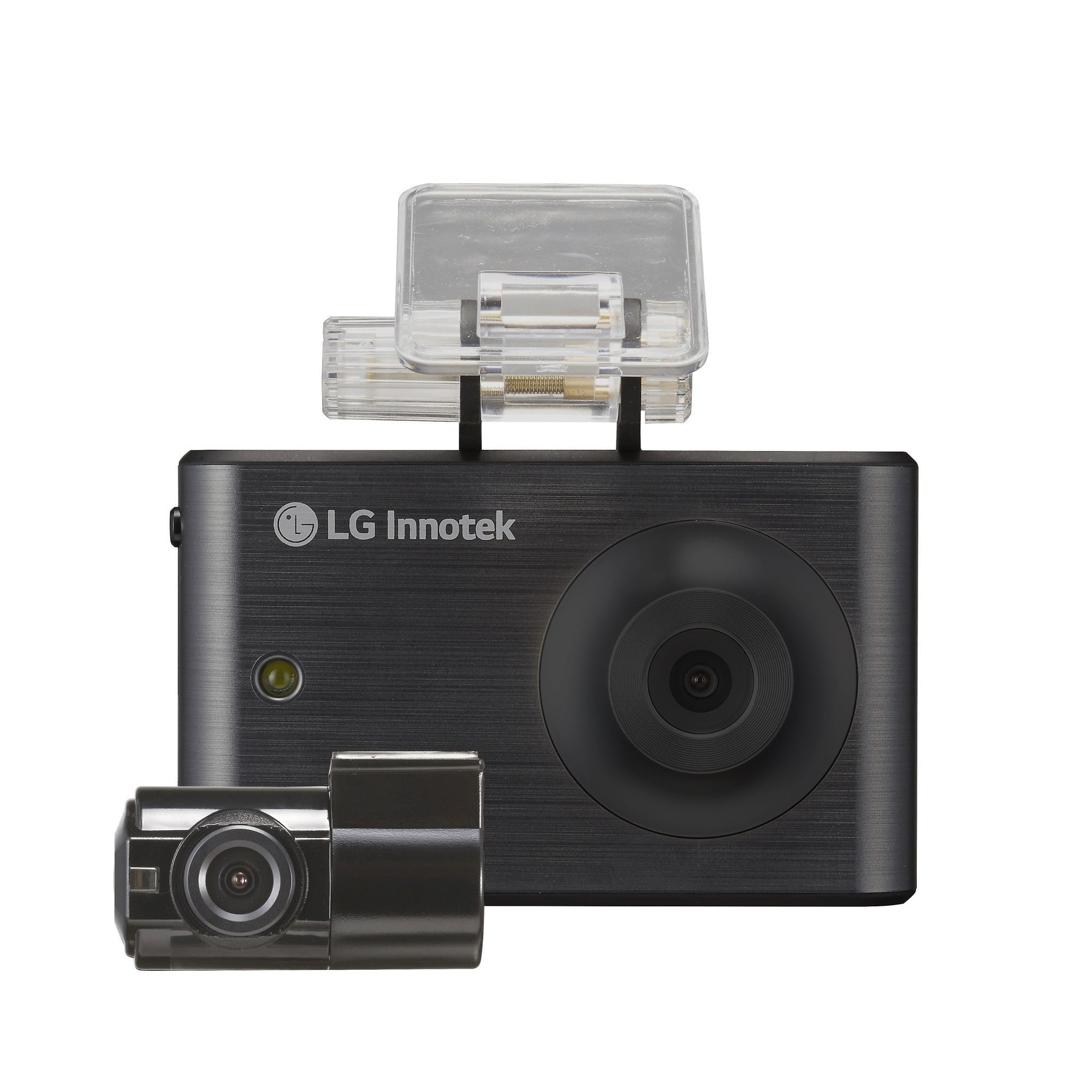 LG Innotek Black 3.5-inch 720p Touchscreen Dashcam with F...
