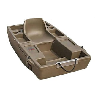 Tuff Stor The Lone Angler Tan Polyethylene 1-man Boat