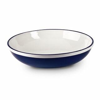 Mr Food Test Kitchen Red 12-inch Serving Bowl