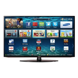 "Samsung 40"" 1080p 60Hz LED Smart HDTV, UN40EH5300F"