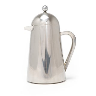 Thermique Silver Stainless Steel 8-cup Cafetiere