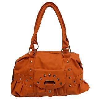 Donna Bella Designs Breezy Faux Leather Tote Bag