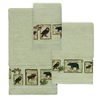 Lodge Memories Towels by Bacova Guild
