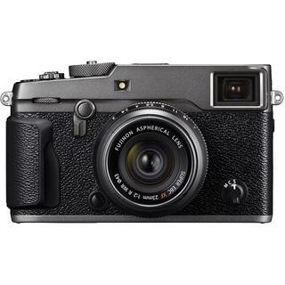 Fujifilm X-Pro2 Mirrorless Digital Camera with 23mm f/2 Lens