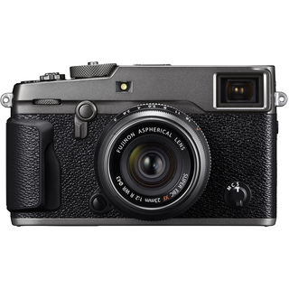 Fujifilm X-Pro2 Mirrorless Digital Camera with 23mm f/2 Lens