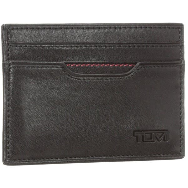 meet f4853 41e5f Tumi Delta Black Money Clip