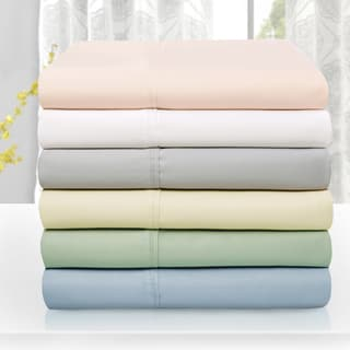 Superior 600 Thread Count Tencel Blend Pillowcase Set (Set of 2)