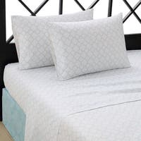 Laurel Creek Beryl Microfiber Sheet Set