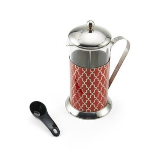 La Cafetiere Red Moroccan 8-cup French Press