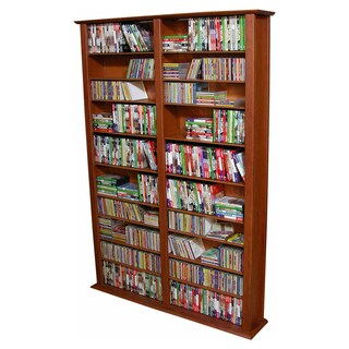 Venture Horizon 76 inches Tall Double Media Storage Tower