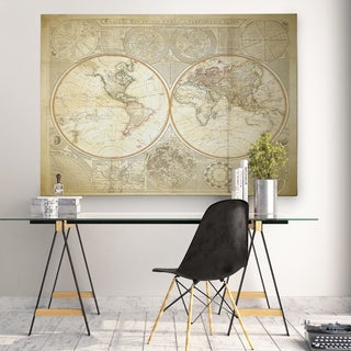 Vintage World Map II - Premium Gallery Wrapped Canvas|https://ak1.ostkcdn.com/images/products/14491077/P21049525.jpg?_ostk_perf_=percv&impolicy=medium
