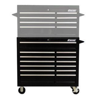 Excel Metal 13-Drawer Roller Cabinet