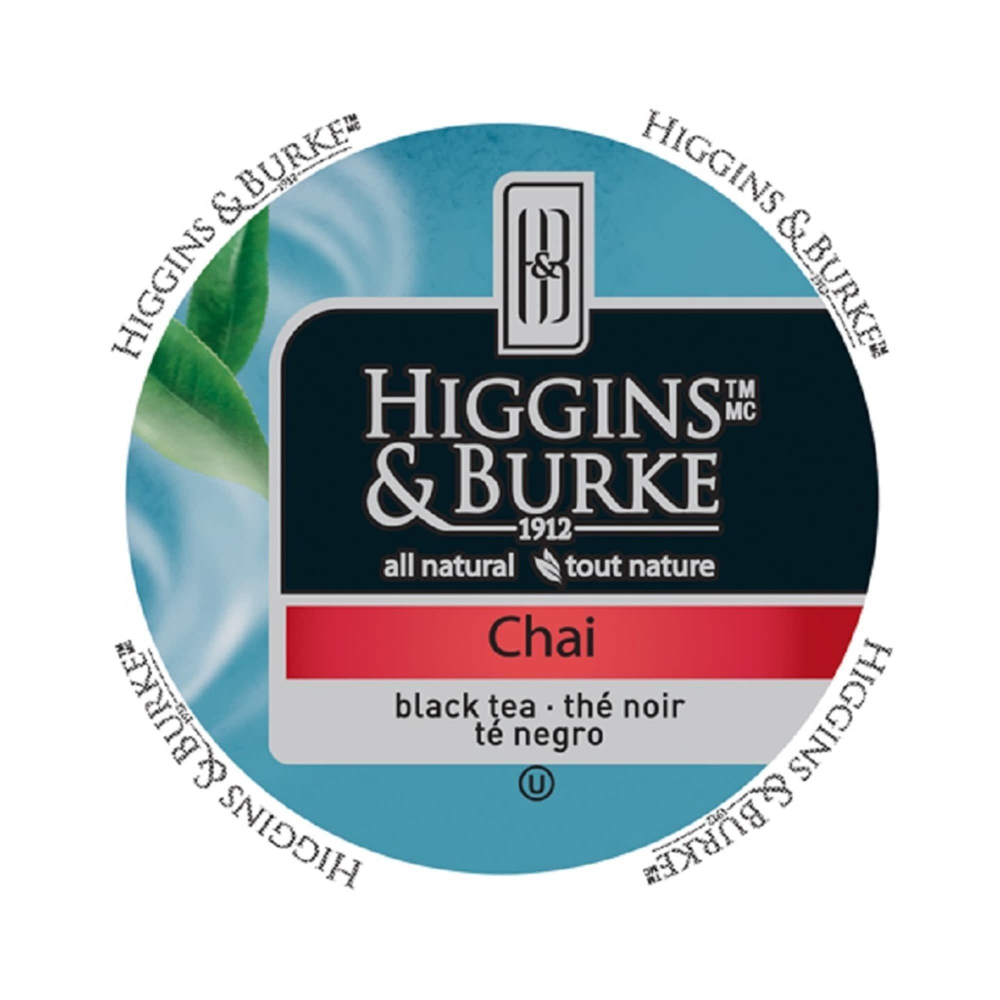 Parker Higgins & Burke Specialty Tea Chai RealCup portion...