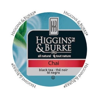 Higgins & Burke Specialty Tea Chai RealCup portion pack for Keurig K-Cup Brewers