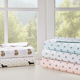 Taylor & Olive Heron Cotton Bed Sheet Set