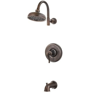 Pfister Ashfield 1-Handle Rustic Bronze Tub/ Shower Faucet