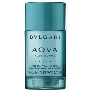 Bvlgari AQVA Marine Pour Homme 2.7-ounce Deodorant Stick Alcohol-Free