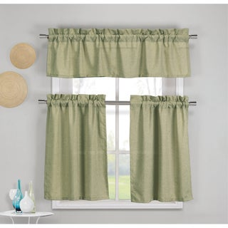 Duck River Benneton Kitchen Curtains (pack of 3)