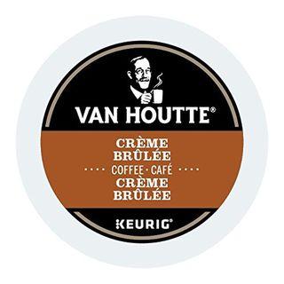 Van Houtte Creme Brulee Coffee K-Cup for Keurig Brewers