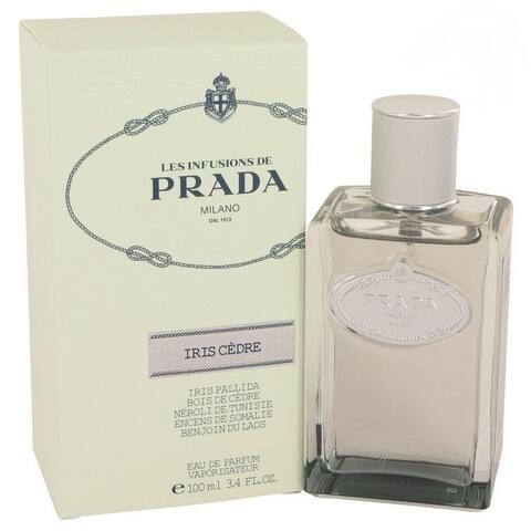 Prada Infusion Iris Cedre Women's 3.4-ounce Eau de Parfum Spray