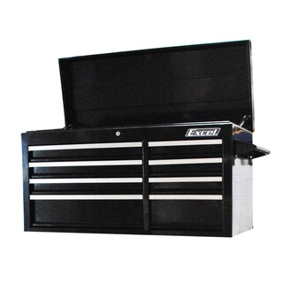 Excel 8-Drawer Steel Top Chest