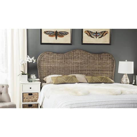 Safavieh Imelda Grey Headboard (King)