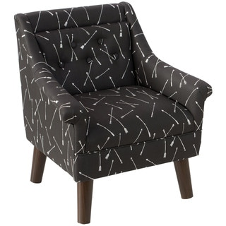 Skyline Furniture Kid's Chair in Archer Black