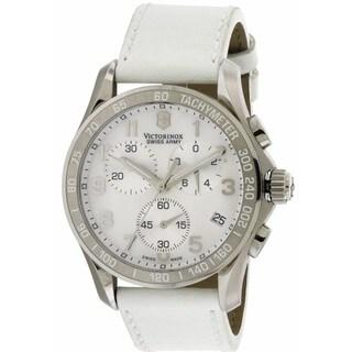 Swiss Army Women's 241418 Chrono Classic Watch