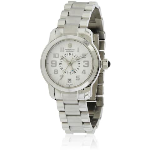 Swiss Army Victorinox Vivante Ladies' Silver Stainless Steel Watch
