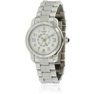 Swiss Army Victorinox Vivante Ladies' Silver Stainless Steel Watch|https://ak1.ostkcdn.com/images/products/14492609/P21050834.jpg?impolicy=medium