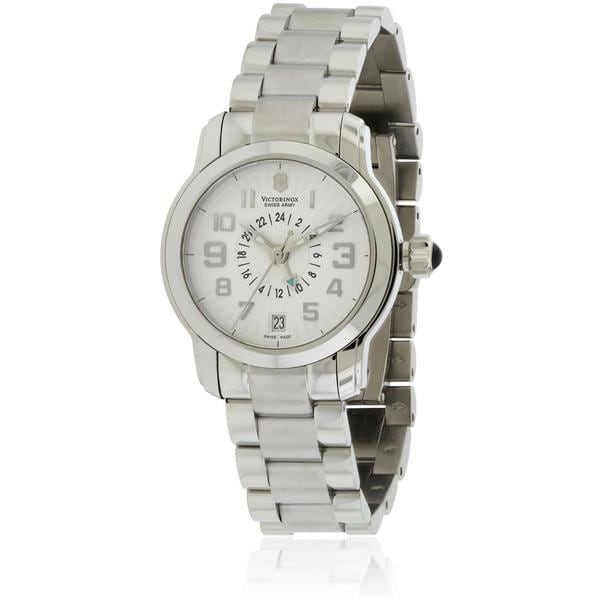 Swiss Army Victorinox Vivante Ladies' Silver Stainless Steel Watch